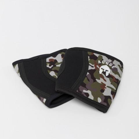 Ellbogenbandage camouflage mit AGOGE Print