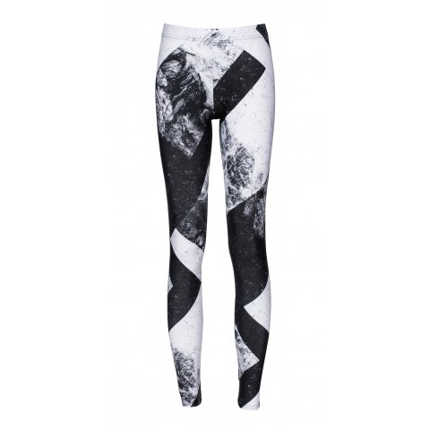 "BONVIRAGE Leggings ""Metal"""